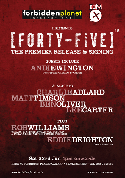 FP Cardiff Signing Poster_A5