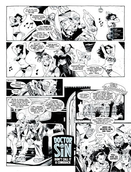 Doctor Sin PG 1