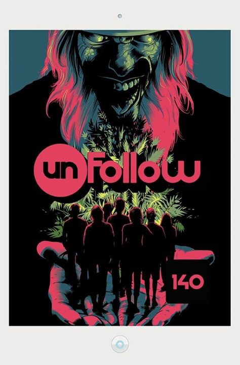 Unfollow #2 cover