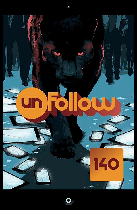 Unfollow #3 cover